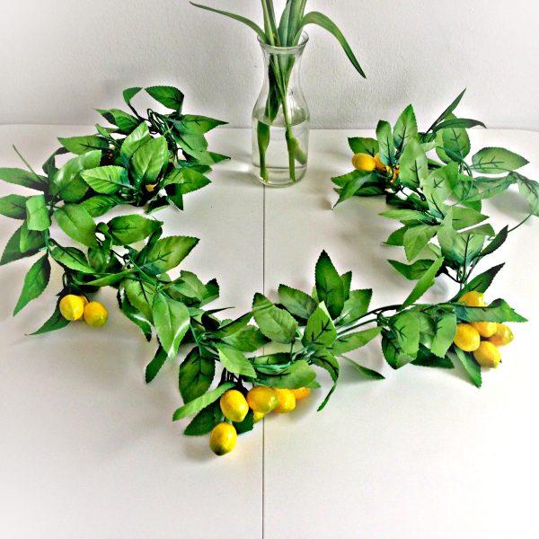 Клонки с лимони